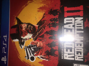 Ps4 red dead redemption