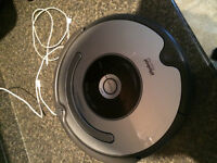IRobot Roomba 655 Pet series robotic vacuum