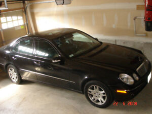 2005 Mercedes-Benz E-Class Sedan, 1st Owner
