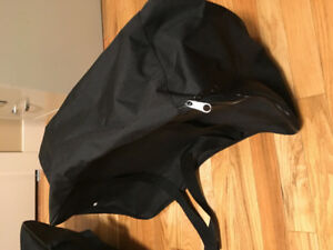 NEW - UNUSED TRAVEL PACK FOR TRUNK ON H/D BIKE