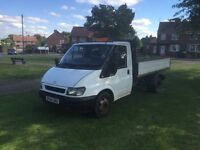 2005 ford transit tipper 3 way 130k clean £2400