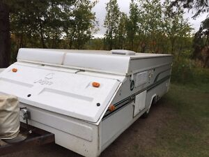 1997 Jayco tent trailer