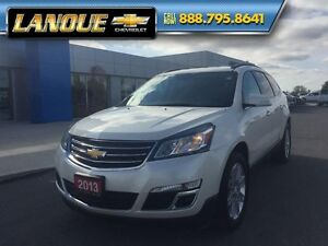 2013 Chevrolet Traverse 1LT   - $168.96 B/W Windsor Region Ontario image 2