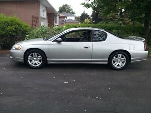2006 Chevrolet Monte Carlo LTZ Coupe (2 door)