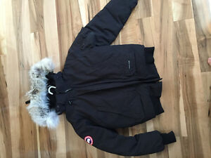 Canada Goose chateau parka replica authentic - Mens Canada Goose Bomber Jacket | Buy or Sell Clothing in Guelph ...