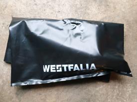 Westfalia Detachable Lockable Tow Bar for BMW F30/31/34 with Keys