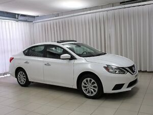 2017 Nissan Sentra 1.8SV SEDAN w/ BLUETOOTH, HEATED SEATS, BACK-