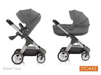 Stokke Crusi FULL PACKAGE - MUST READ DETAILS - MAY SELL SEPARATELY