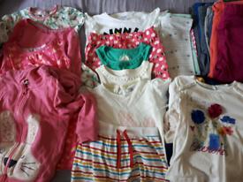 Girl clothes 4-5y