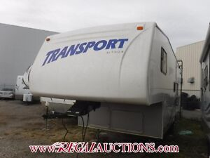2007 THOR TRANSPORT  285FW  FIFTH WH