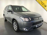 2015 MITSUBISHI OUTLANDER GX 3H PHEV AUTOMATIC 1 OWNER SERVICE HISTORY FINANCE