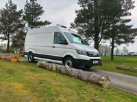 Brand New 70 Plate MAN TGE 3.140 L2 H2 Fridge Van/ Chiller Van