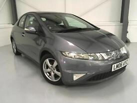 Honda Civic 1.8i-VTEC ( 17in Alloys ) i-Shift ES