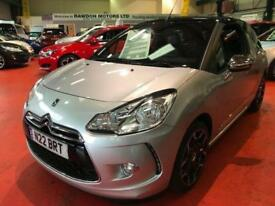 2014 Citroen DS3 Cabrio 1.6 THP DSport Plus 2dr