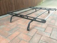OLD SCHOOL VINTAGE RETRO ROOFRACK FORD ESCORT/CORTINA/VW GOLF/MINI CLUBMAN COOPER