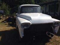 1957 chev project