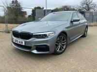 2019 BMW 5 Series 2.0 520d M Sport Auto (s/s) 4dr Saloon Diesel Automatic