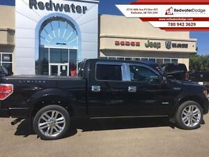 2013 Ford F-150 LIMITED  - Sunroof -  Navigation -  Leather Seat