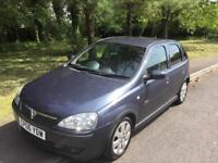2006 Vauxhall Corsa 1.2 SXI plus 1 lady owner 12 months mot exceptional value