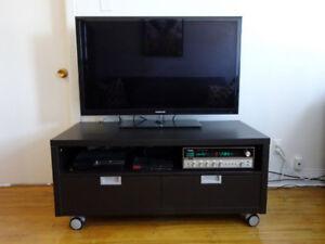 meuble télé Ikea Besta