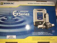 Zodiac salt water chlorinator / chlorateur a base de sel