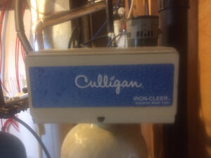 Culligan Iron Cleer water filter