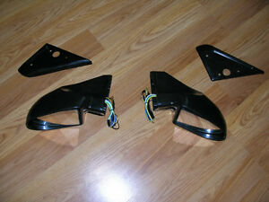 Pair of mirror fit for 84 85 86 87 88 89 Nissan Z31