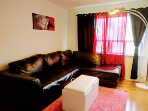 Fully furnished bedroom for one month rent From July 25th