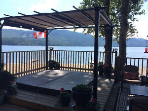 Lakefront Sunny North Shuswap Lake