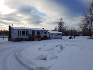 NEW LISTING Country home on 2.4 acres
