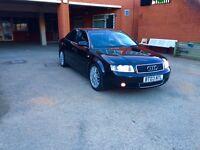Hi for sale Audi a4 Quattro automatic triptonic