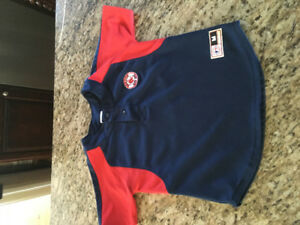 Youth Boston Red Sox Baseball Shirt