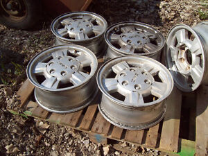 Aluminuum Rims only