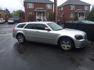 2005 Dodge Magnum Automatique Bicorps