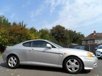 Hyundai Coupe 2.0 SE FULL LEATHER SERVICE HISTORY 04 PLATE SUNROOF