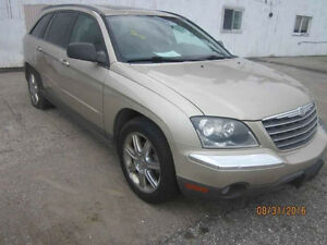 JUST IN FOR PARTS! 2006 CHRYSLER PACIFICA @ PICNSAVE WOODSTOCK