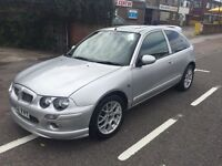 MG ZR TURBO DIESEL (silver) 2002