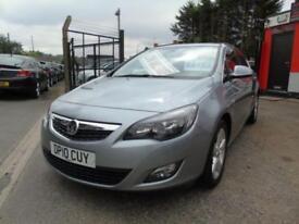 2010 Vauxhall Astra 1.6i 16V SRi 5dr, 2 former keepers,12 months mot,Warranty...