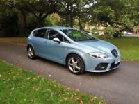 2007 Seat Leon 2.0 TDI FR 6 SPEED FSH, CLIMATE, CRUISE £2995