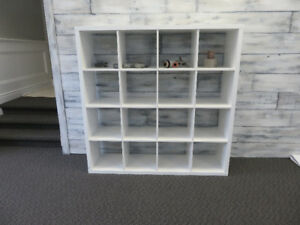 Wall Unit/Bookshelf