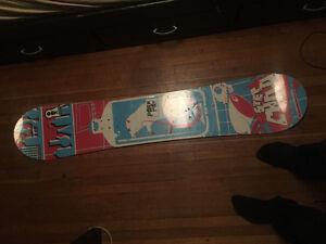 Stepchild Snowboard