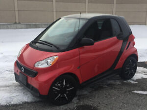 2013 SPORTY SMART CAR EXCELLENT CONDITION - ONE OWNER CLEAN CF