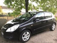 57 Reg Vauxhall Corsa 1.2 Breeze ( NEW SHAPE )not fiesta clio punto focus astra 207 polo micra 307