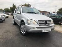 2005 Mercedes-Benz ML270 2.7TD CDI auto Special Edition