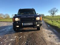 Land Rover Discovery TD5 ES 7 Seat