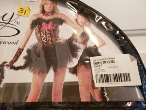 Forplay Women's Miss Meow Costume - New - M/L