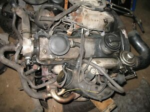 2001 TDI Engine 200 000 klms Part Out