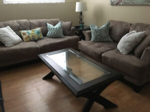 Couch, Loveseat & Coffee Table