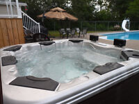 Bullfrog 8 Person Spa 682 Series