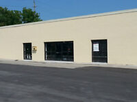 Lease office in Ajax by 401 and Go Train with lots of parking